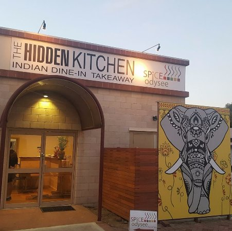 Spice Odysee - The Hidden Kitchen - Accommodation Coffs Harbour