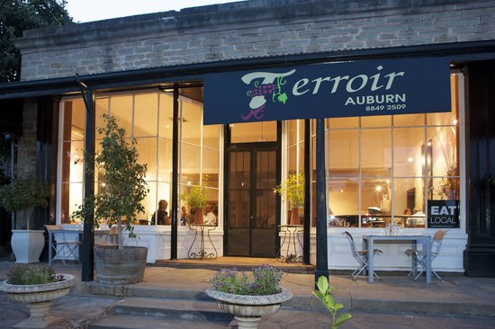 Terroir Auburn - Accommodation Coffs Harbour