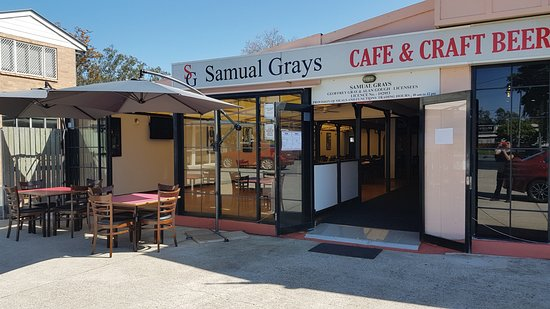 Samual Grays Cafe  Bar - Accommodation Coffs Harbour
