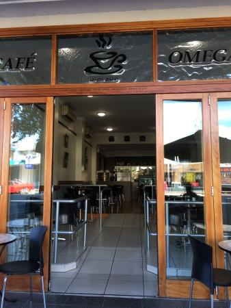 Cafe Omega - Accommodation Coffs Harbour