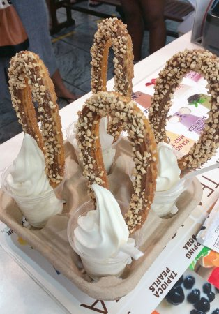 Ice Cloud - Churros  Bubble Tea - Accommodation Coffs Harbour