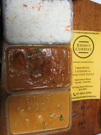 Khans Curries - Accommodation Coffs Harbour