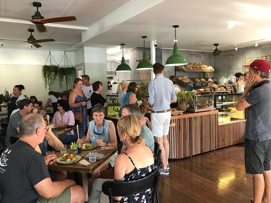Woodward St Bakery - Accommodation Coffs Harbour