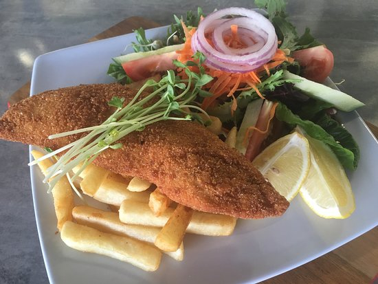 Cedar Park Fish and Chips - Accommodation Coffs Harbour