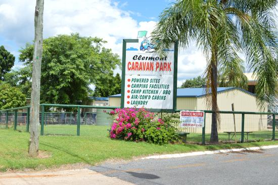 Clermont Caravan Park - Accommodation Coffs Harbour