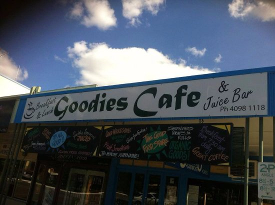 Goodies Cafe - Accommodation Coffs Harbour