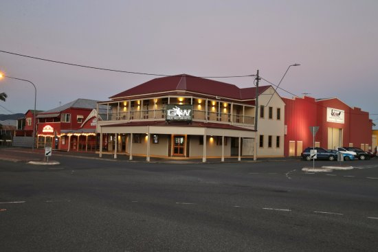 Great Western Hotel - Accommodation Coffs Harbour