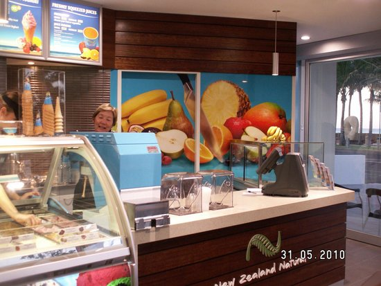 New Zealand Ice Creamery - Accommodation Coffs Harbour