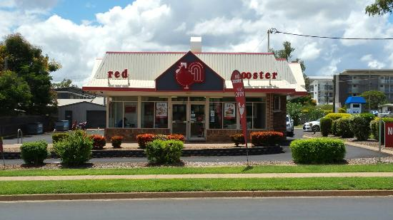 Red Rooster - Accommodation Coffs Harbour
