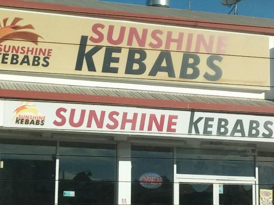 Sunshine Kebabs - Accommodation Coffs Harbour