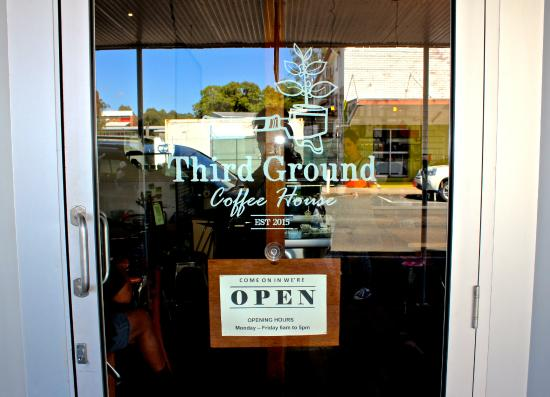 Third Ground Coffee House - Accommodation Coffs Harbour