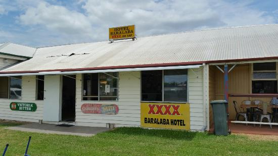 Baralaba Hotel - Accommodation Coffs Harbour