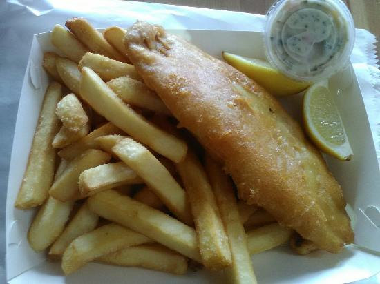 Chipper Fish - Accommodation Coffs Harbour