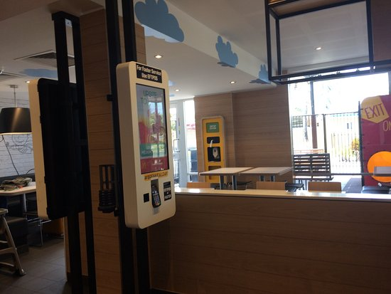 McDonald's Glenmore - Accommodation Coffs Harbour