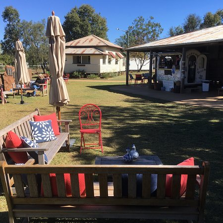 Rolleston Coffee Cart - Accommodation Coffs Harbour