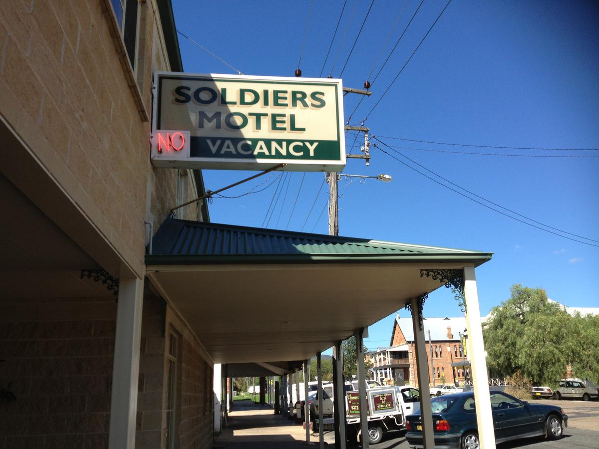 Soldiers Motel - Accommodation Coffs Harbour