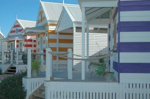 Beach Huts Middleton - Accommodation Coffs Harbour