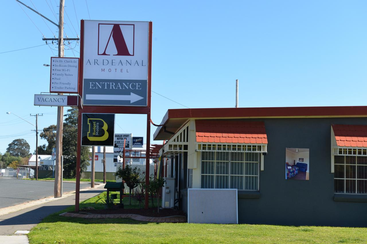 Ardeanal Motel - Accommodation Coffs Harbour