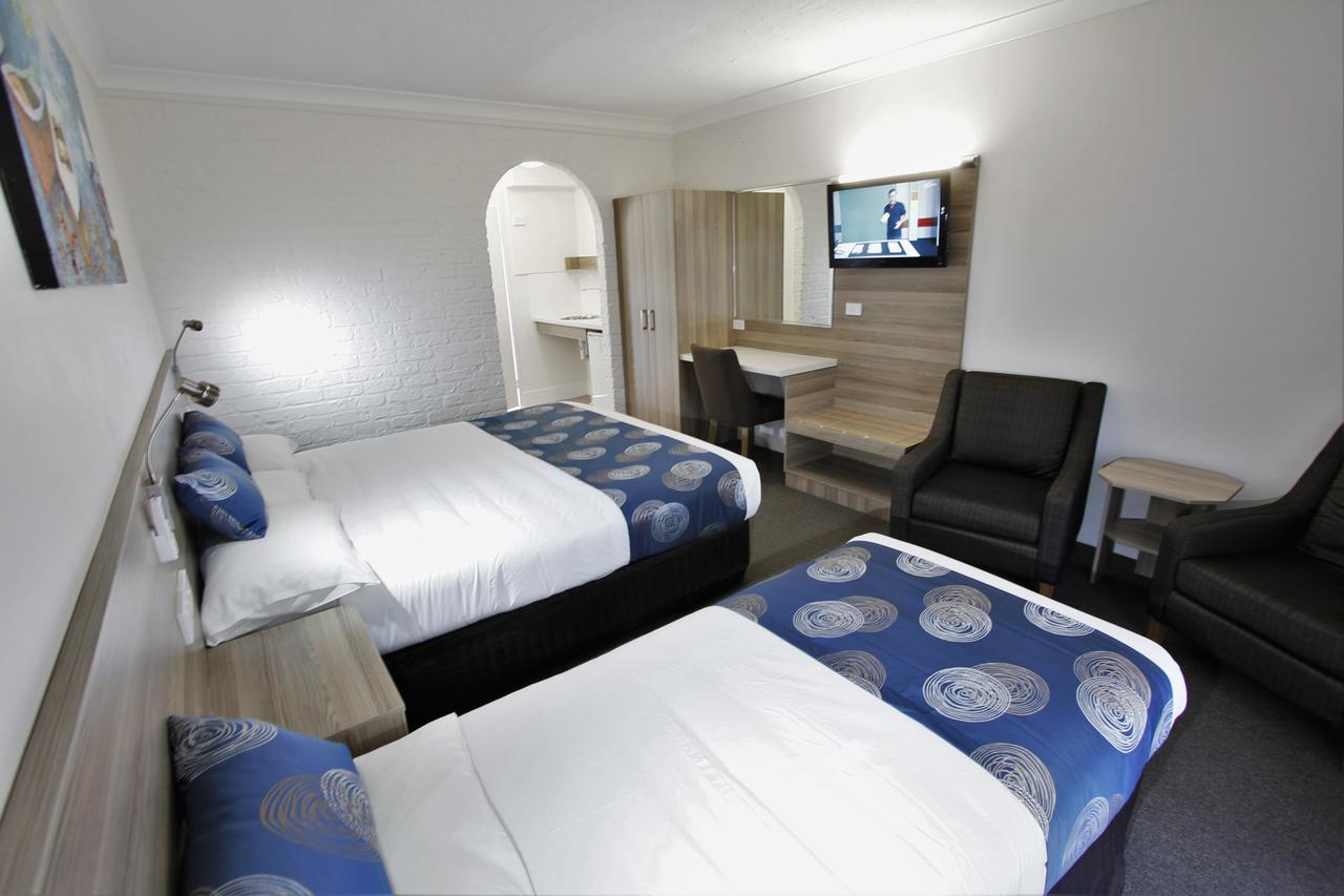 Aston Motel Yamba - Accommodation Coffs Harbour