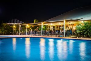 Exmouth Escape Resort - Accommodation Coffs Harbour