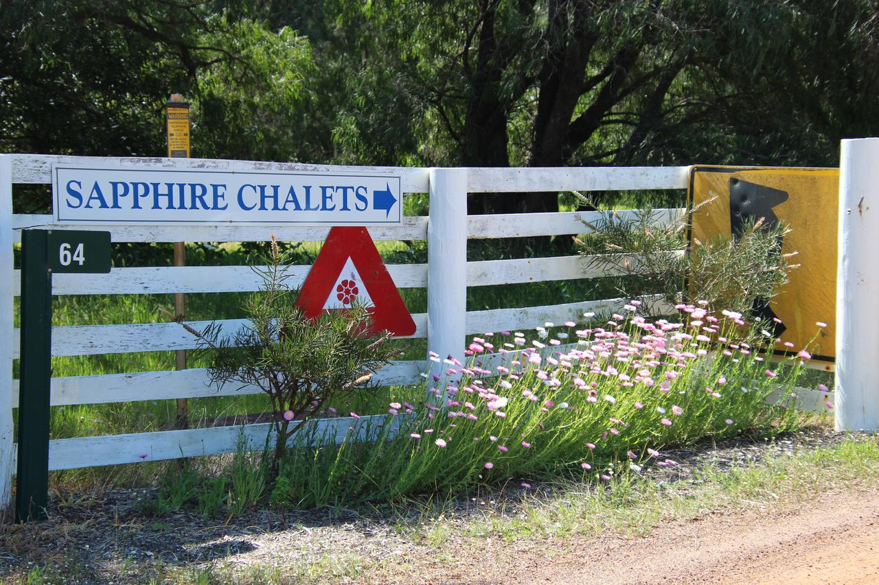 Sapphire Chalets Augusta - Accommodation Coffs Harbour