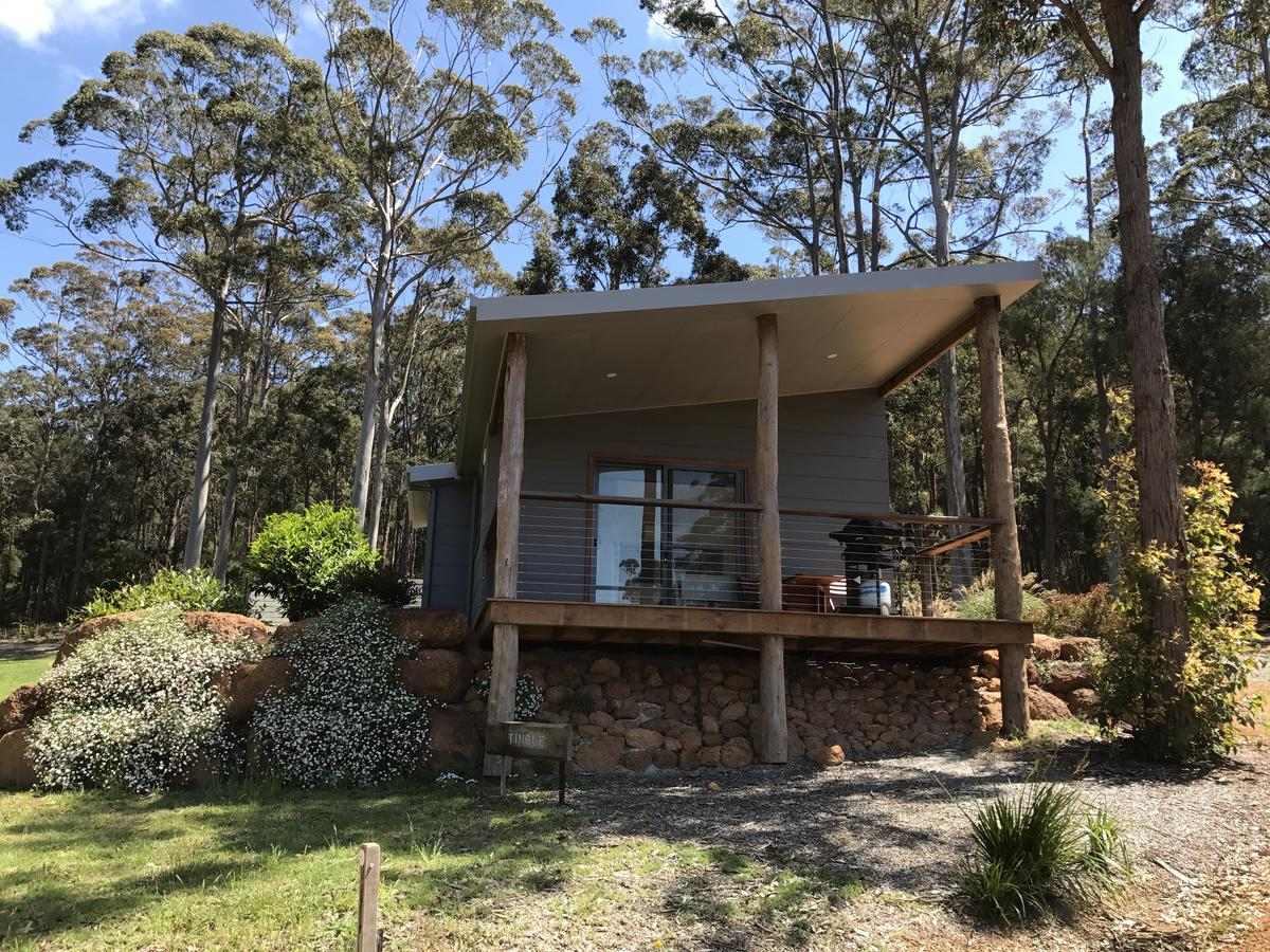 The Floating Forest Retreat - Accommodation Coffs Harbour
