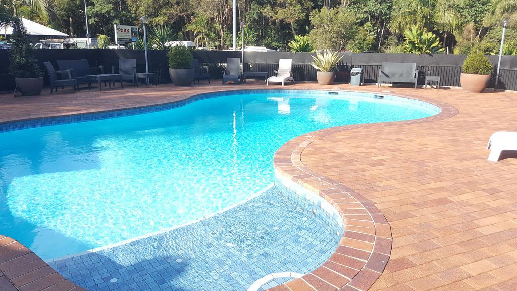 The Park Hotel Motel Byron Bay - Accommodation Coffs Harbour