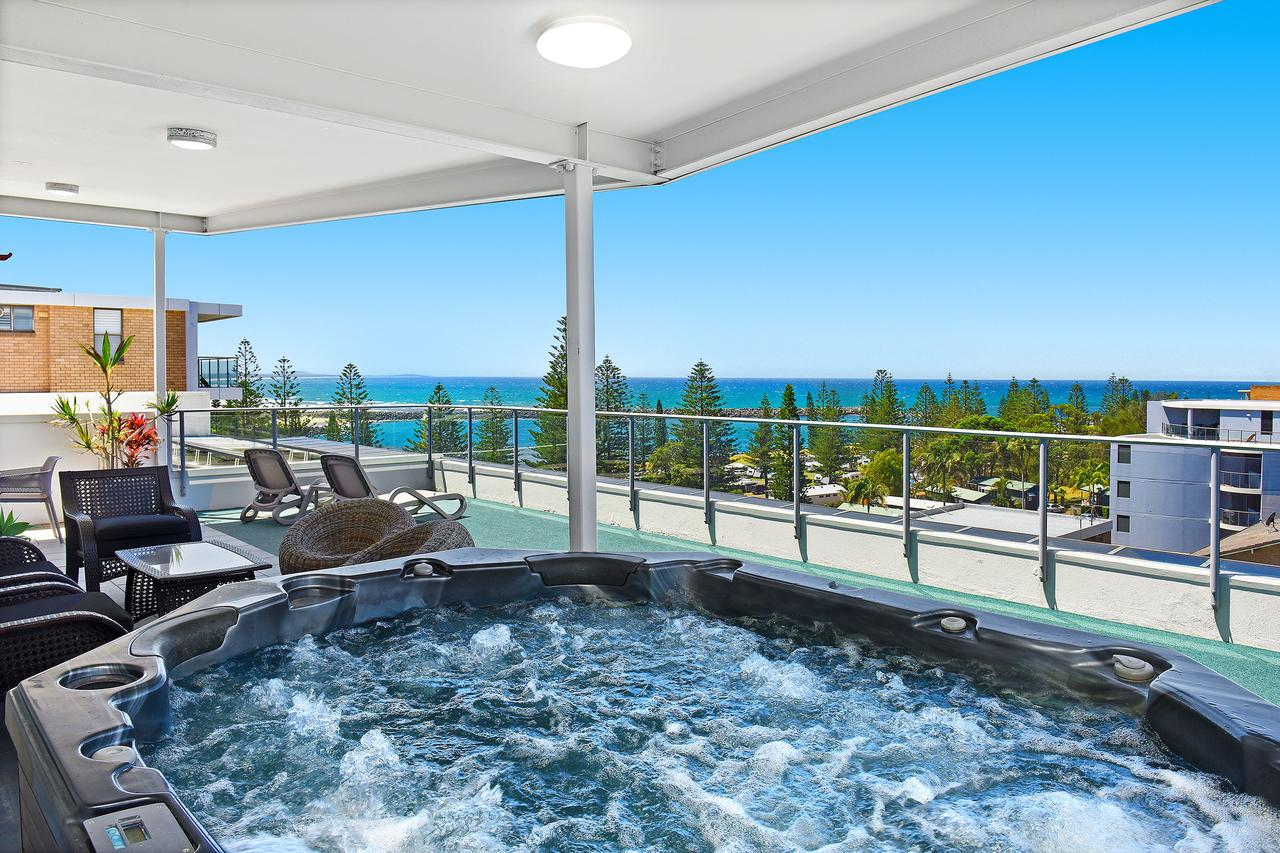 Macquarie Waters Boutique Apartment Hotel - Accommodation Coffs Harbour