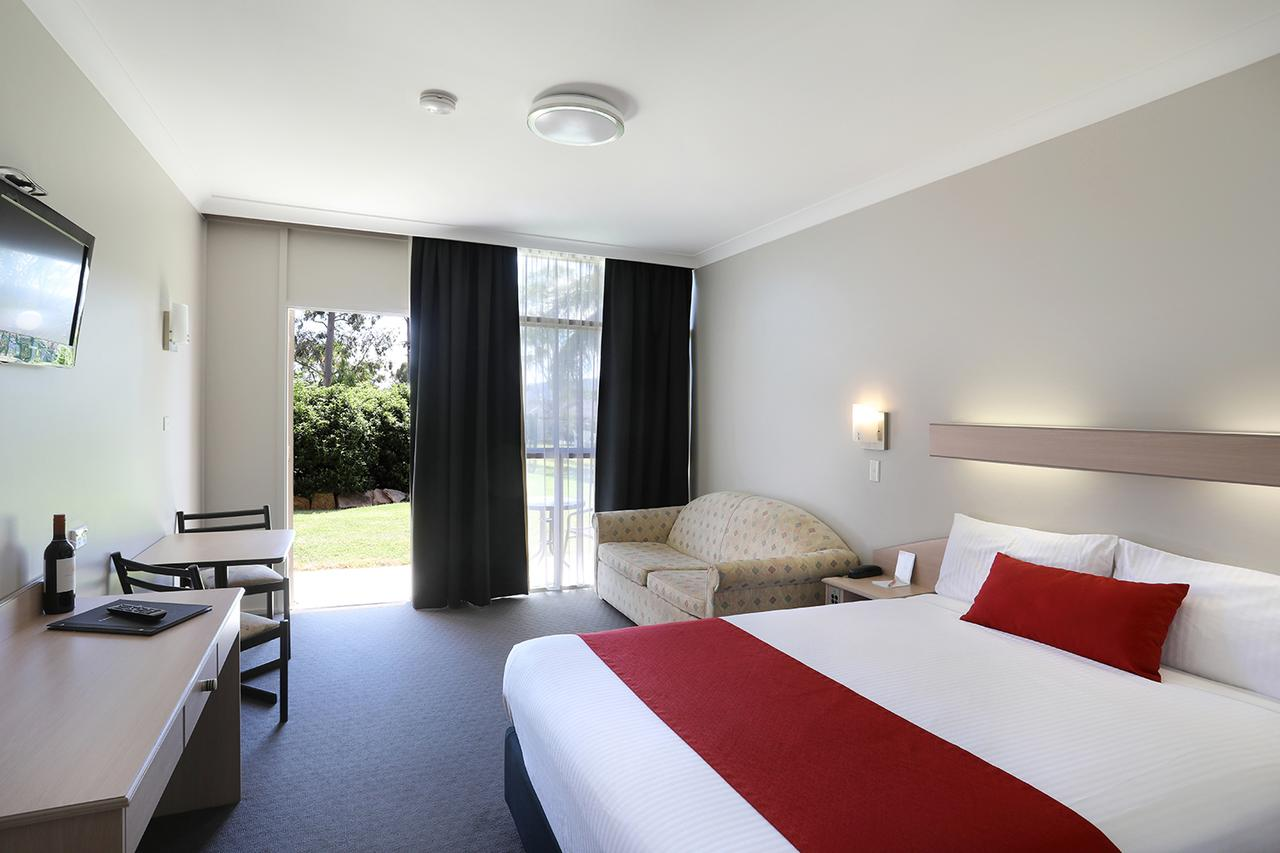 Econo Lodge Tamworth - Accommodation Coffs Harbour