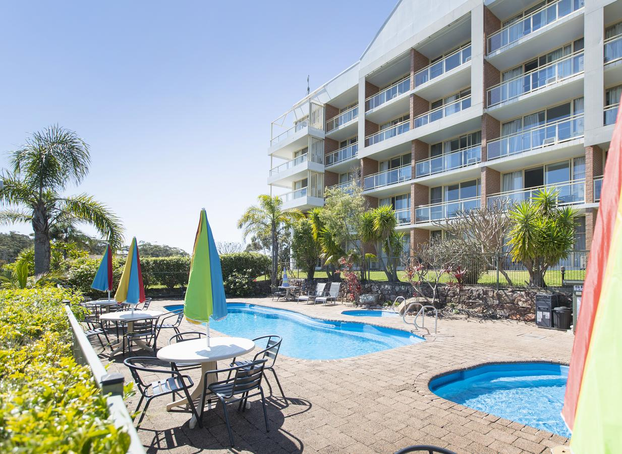 Marina Resort - Accommodation Coffs Harbour