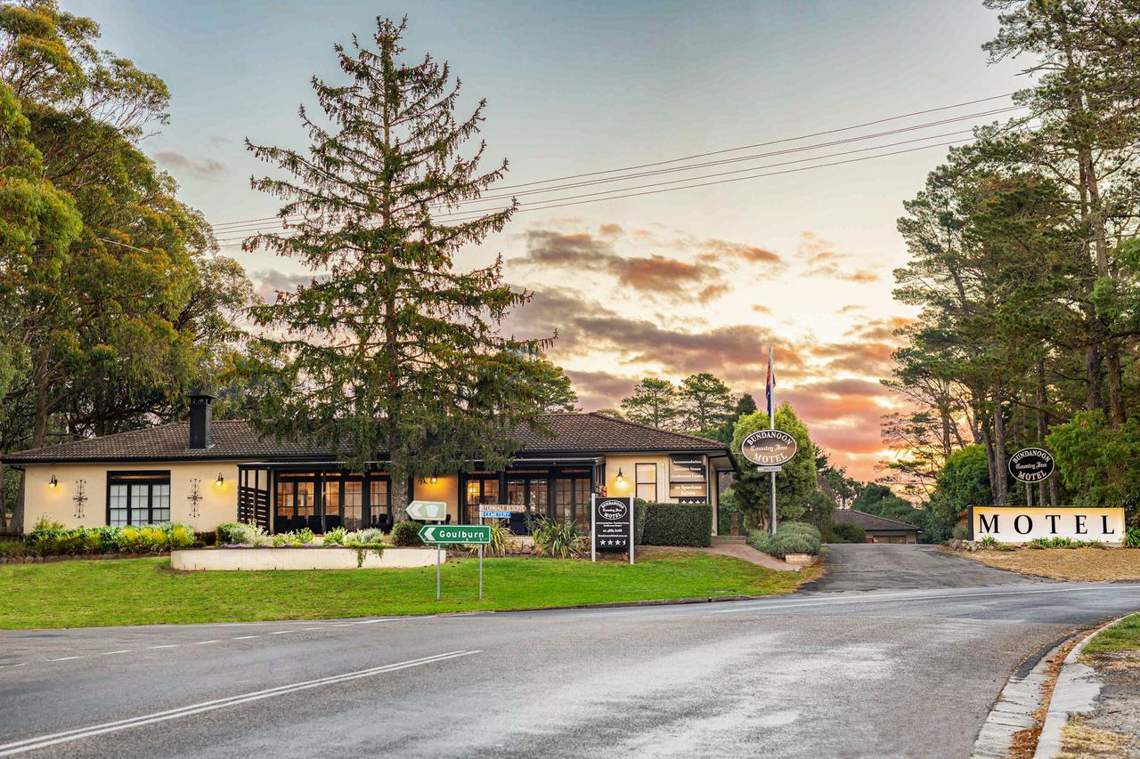 Bundanoon Country Inn Motel - Accommodation Coffs Harbour