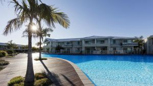 Oaks Pacific Blue Resort - Accommodation Coffs Harbour