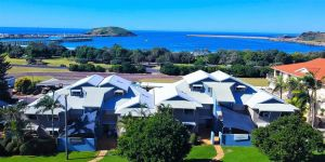 The Observatory Holiday Apartments - Accommodation Coffs Harbour