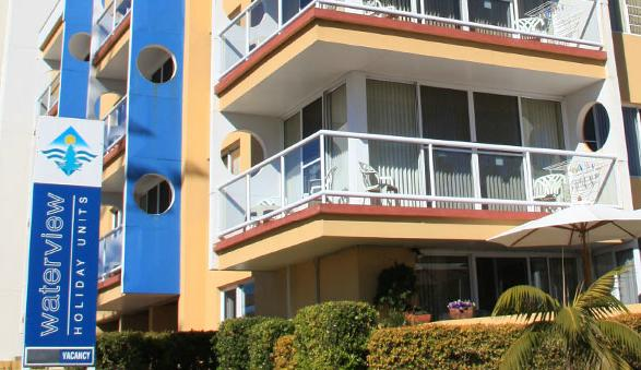 Waterview Apartments - Accommodation Coffs Harbour