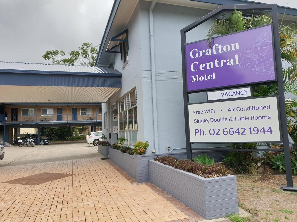 Grafton Central Motel - Accommodation Coffs Harbour