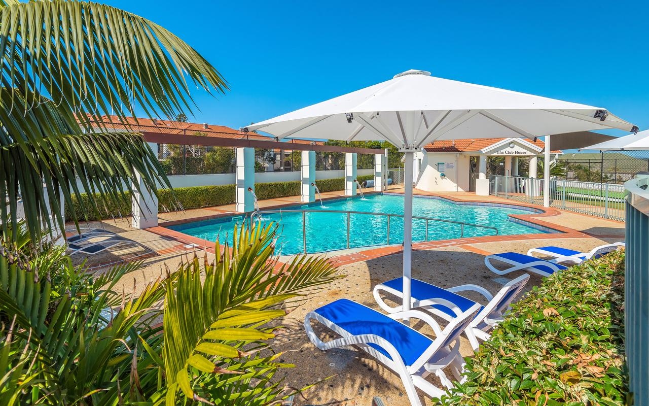 The Sands Resort at Yamba - Accommodation Coffs Harbour
