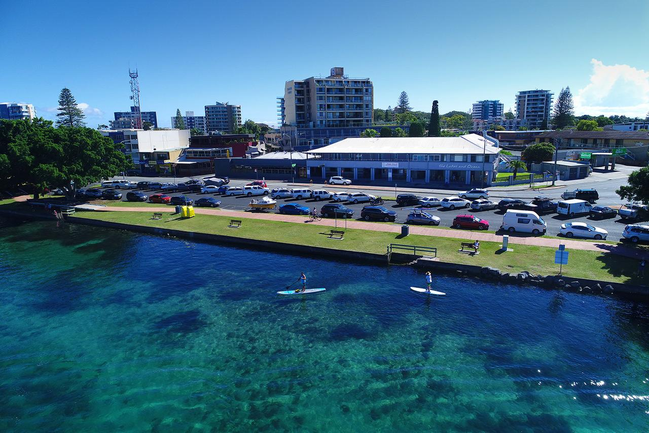 Lakes and Ocean Hotel - Accommodation Coffs Harbour