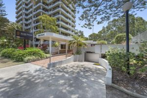 Pacific Towers Beach Resort - Accommodation Coffs Harbour