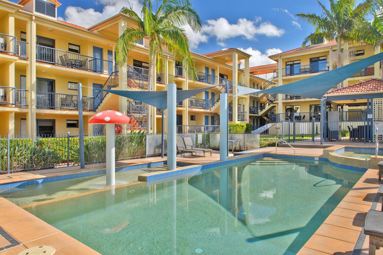 South Pacific Apartments - Accommodation Coffs Harbour
