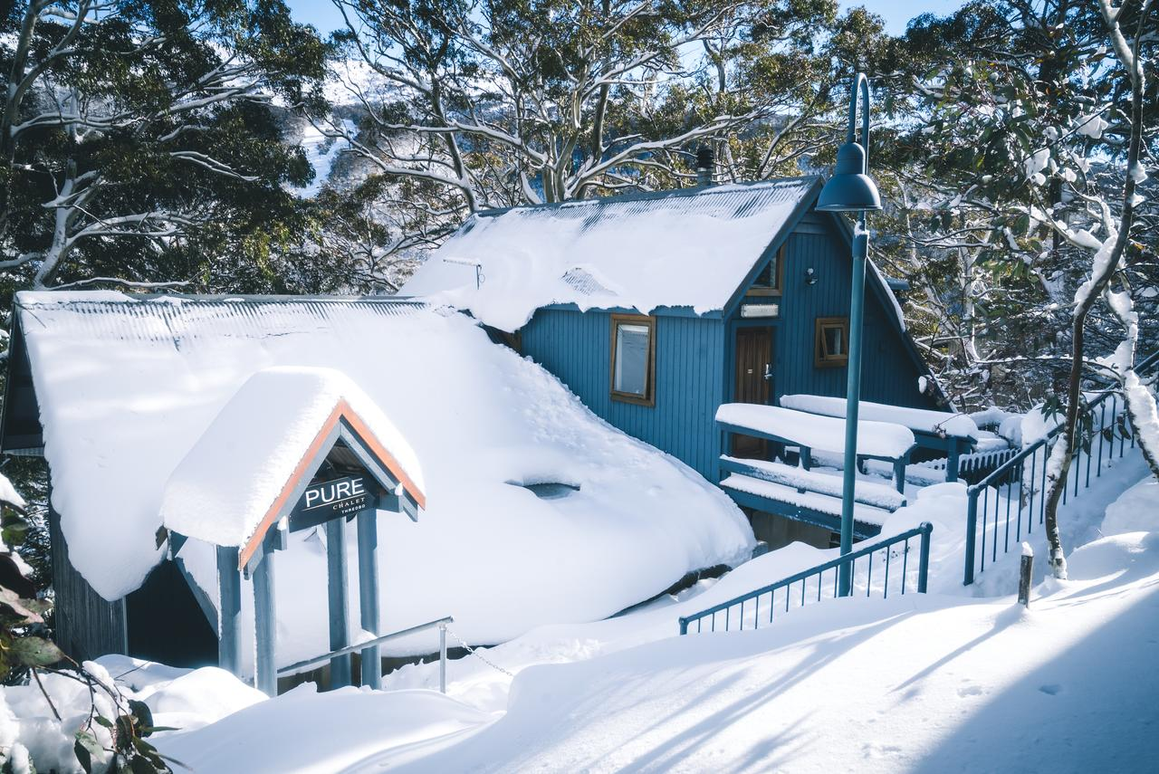 Pure Chalet Thredbo - Accommodation Coffs Harbour