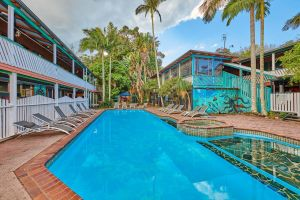 Arts Factory Lodge - Accommodation Coffs Harbour