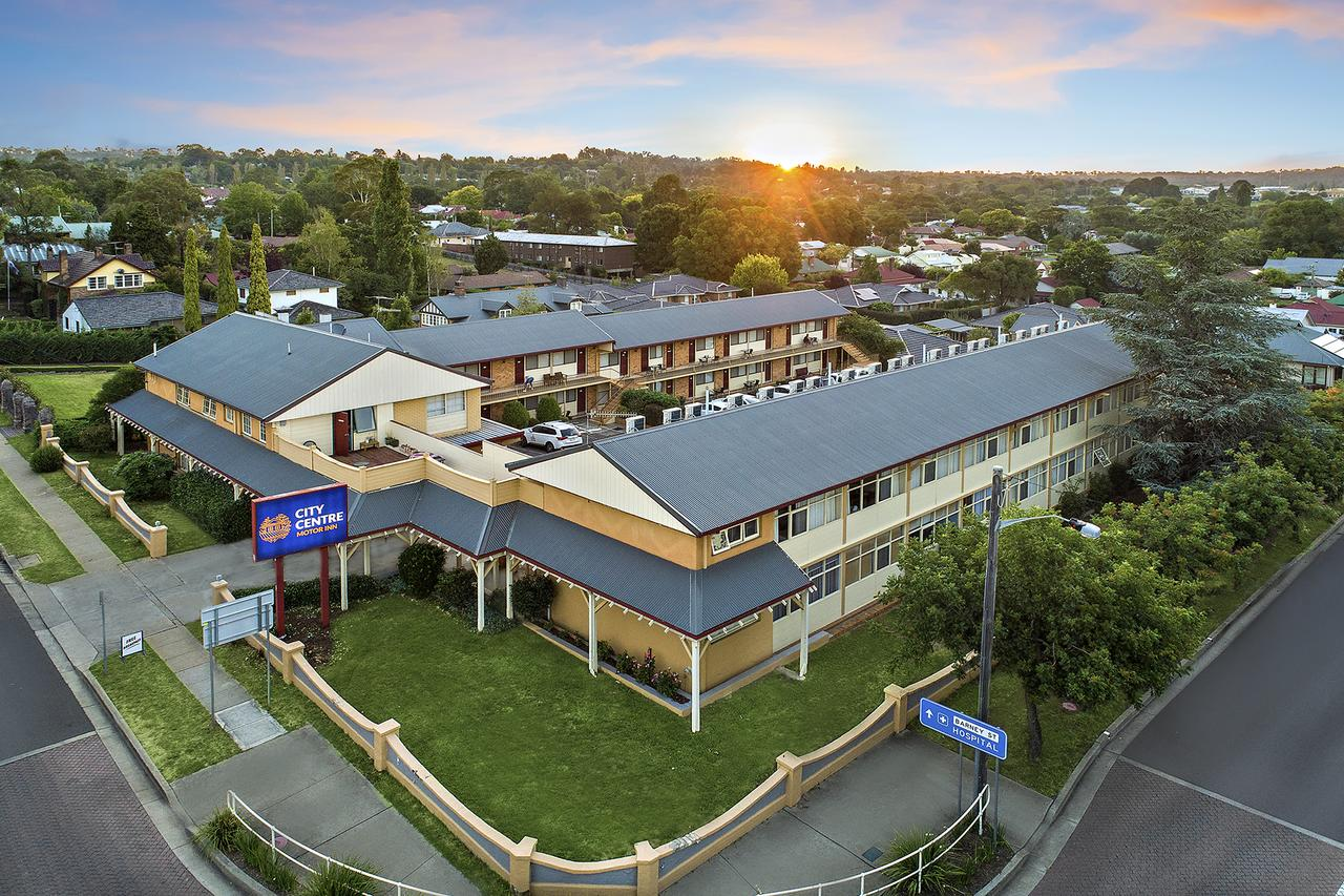 City Centre Motor Inn - Accommodation Coffs Harbour