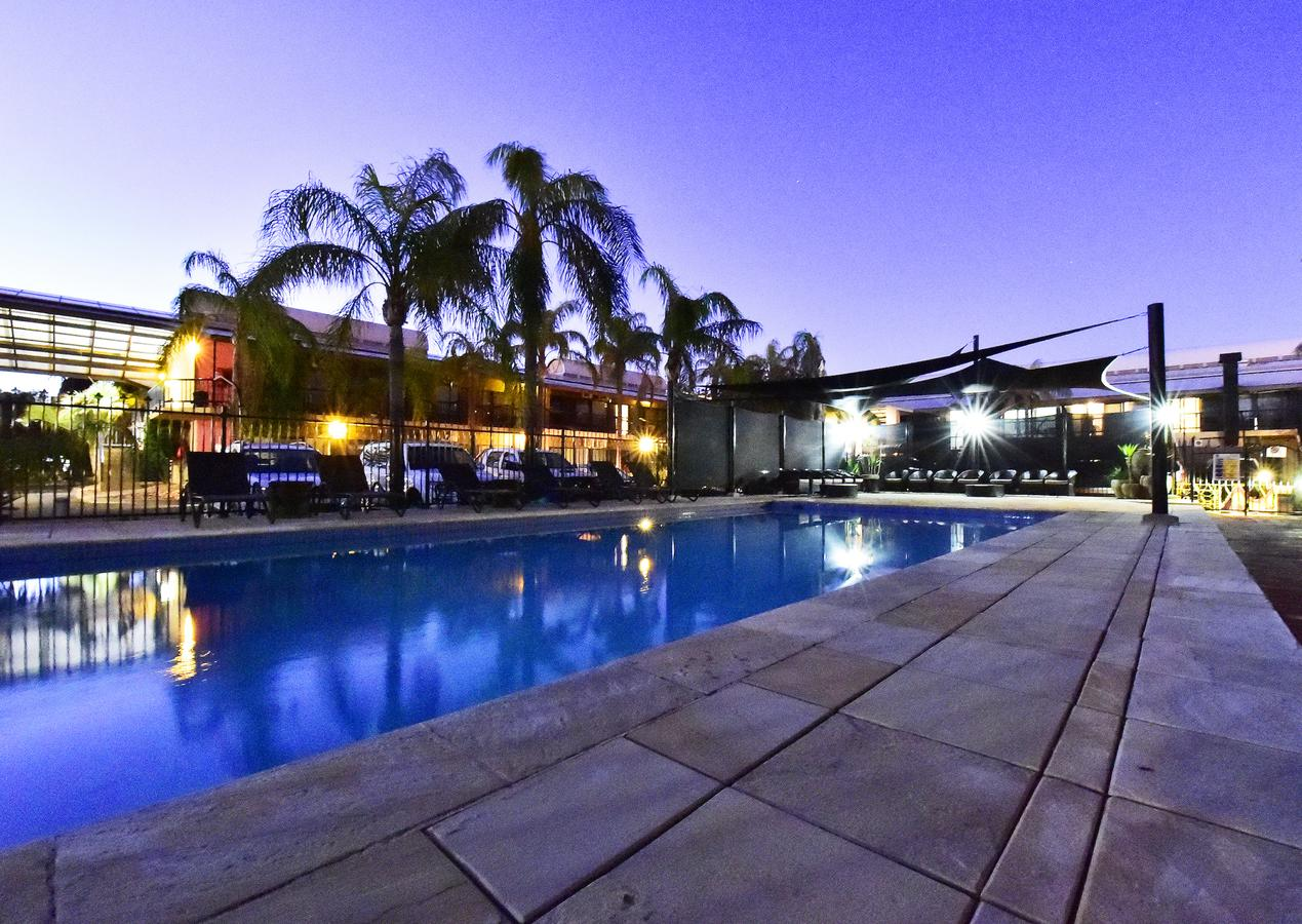 Diplomat Motel Alice Springs - Accommodation Coffs Harbour