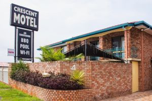 Crescent Motel Taree - Accommodation Coffs Harbour