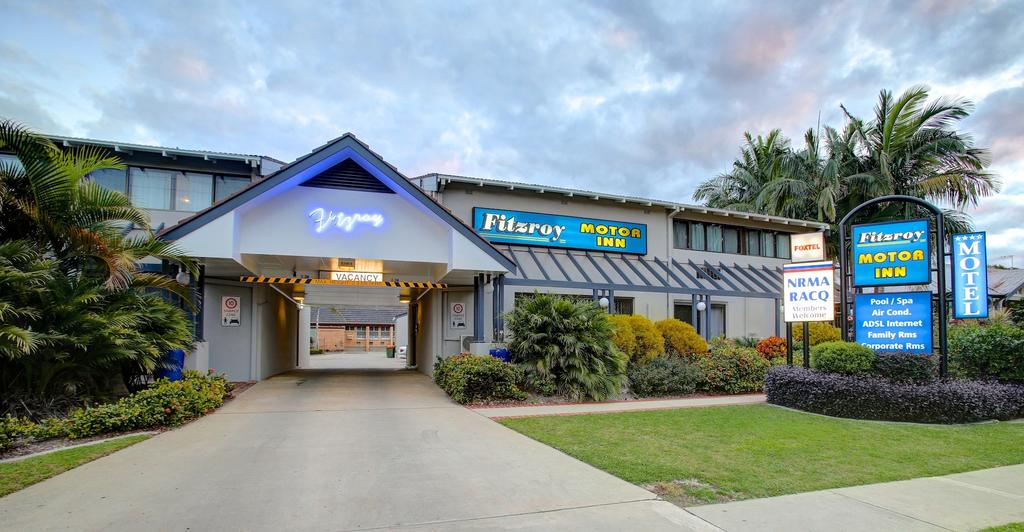 Fitzroy Motor Inn - Accommodation Coffs Harbour