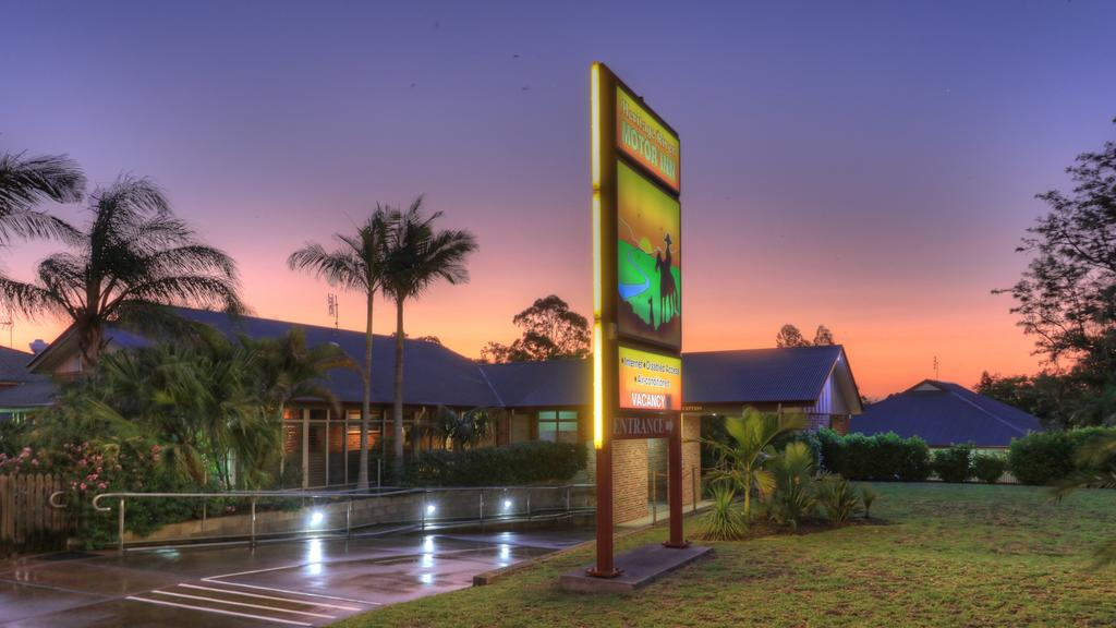Heritage River Motor Inn - Accommodation Coffs Harbour