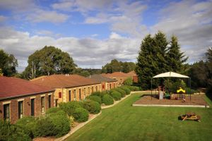 Country Club Villas - Accommodation Coffs Harbour