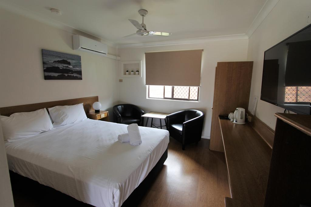 Toreador Motel - Accommodation Coffs Harbour