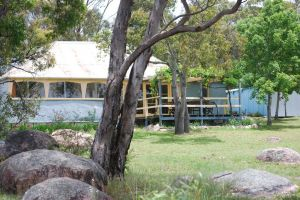 Twisted Gum Vineyard Cottage - Accommodation Coffs Harbour