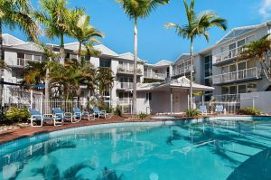 Champelli Palms Apartments - Accommodation Coffs Harbour